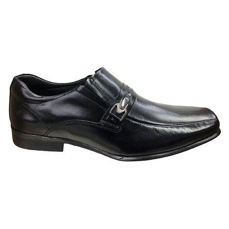Sapato Masculino Rafarillo Social Couro - 45023 - Preto