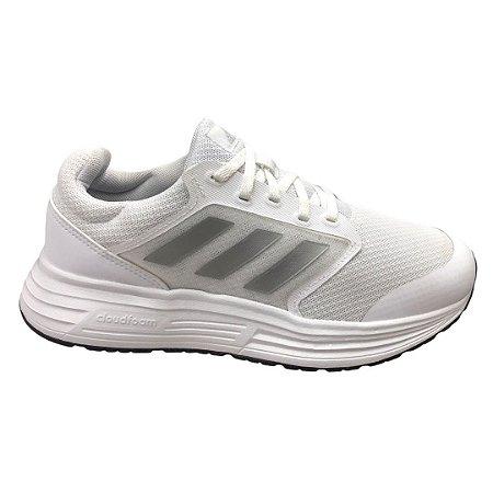 Tênis Feminino Adidas Galaxy 5 Course A Pied - G55778 - Branco