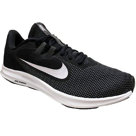 Tênis Masculino Nike Downshifter 9 - AQ7481-002 - Preto