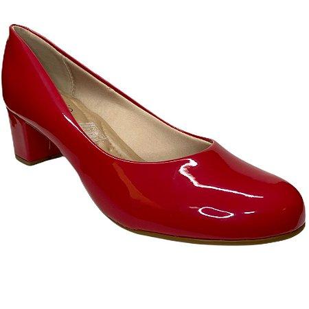 Sapato Feminino Beira Rio Scarpin - 4777.309 - Vz Vermelho