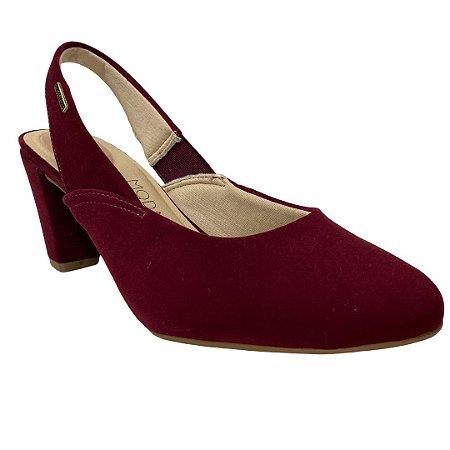 Sapato Feminino Modare Scarpin - 7305.445 - Vinho