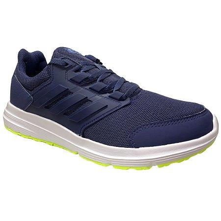 Tênis Masculino Adidas Galaxy 4 - EE7915 - Azul