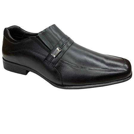 Sapato Masculino Rafarillo Social Couro - 45022-00 - Preto