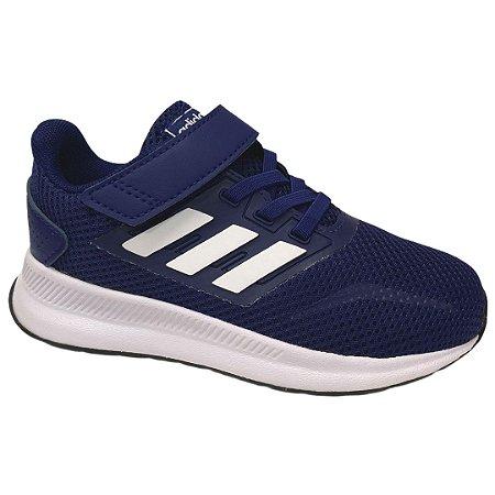 Tênis Infantil Adidas Course A Pied Runfalcon I - EG6153 - Azul