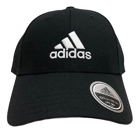 Boné Masculino Adidas Bball Cap Cot - FK0891 - Preto
