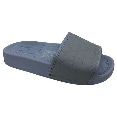 Tamanco Infantil Menina Molekinha Slide Np Matelasse Coracoes Neo - 2311.105 - Jeans