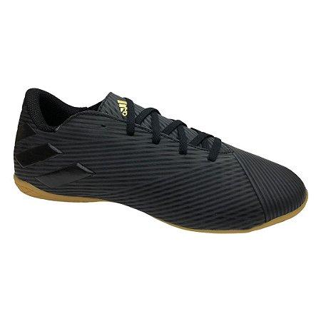 Tênis Masculino Adidas Futsal Nemeziz 19.4 - F34529 - Preto