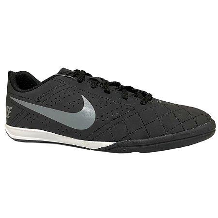 Tênis Masculino Nike Futsal Beco 2 Black Cool Grey White - 646433-010 - Preto