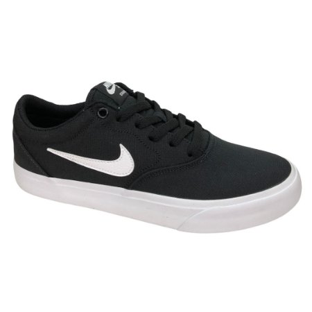 Tênis Masculino Nike Sb Charge Cnvs - CD6279-002 - Preto