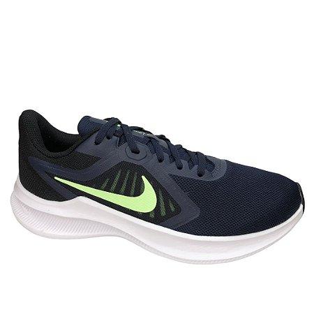 Tênis Masculino Nike Downshifter 10 - CI9981-404 - Azul