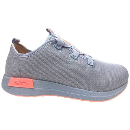 Tênis Feminino Actvitta Casual Nylon Flat - 4801.205 - Jeans