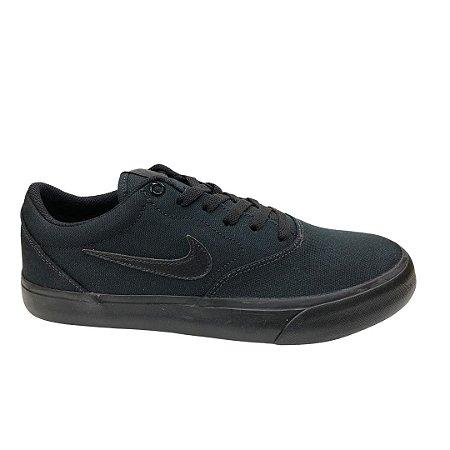 Tênis Masculino Nike Casual Sb Charge Cnvs - CD6279-001 - Preto