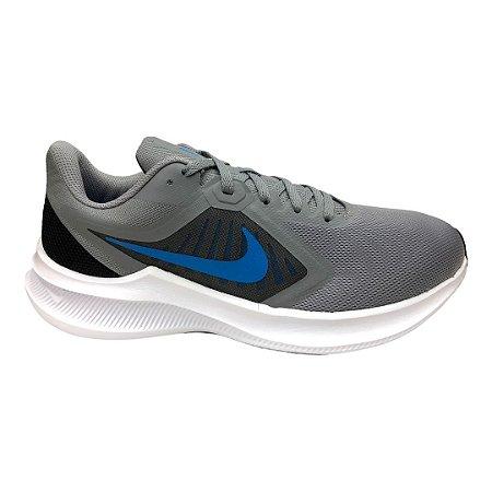 Tênis Masculino Nike Downshifter 10 - CI9981-014 - Cinza