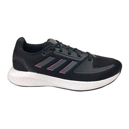 Tênis Feminino Adidas Runfalcon 2.0 Course A Pied - Preto