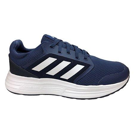 Tênis Masculino Adidas Course A Pied Galaxy 5 - FW5705 - Azul