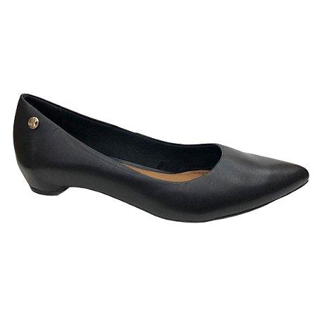 Sapato Feminino Bottero Botliliane Couro Atanado Napoli - 327606 - Preto