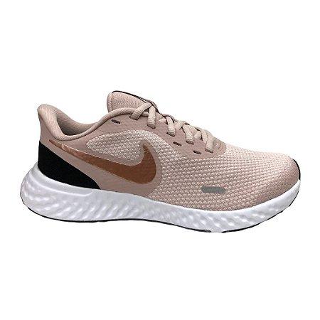 Tênis Feminino Nike Wmns Revolution 5 - BQ3207-600 - Rose