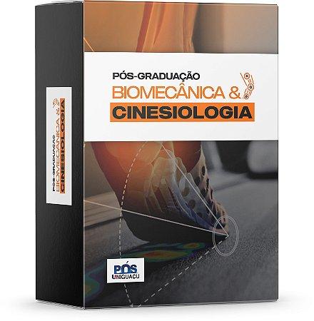 PÓS-GRADUAÇÃO: Biomecânica & Cinesiologia