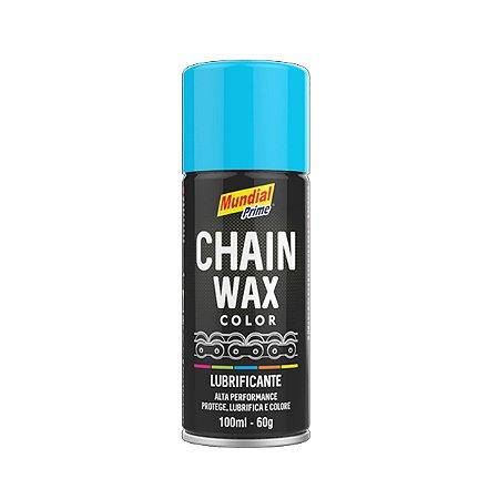 Lubrificante Corrente Azul Chain Wax Mundial Prime 100ml