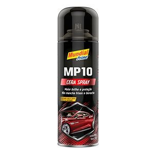 Cera Spray Automotiva MP10 Mundial Prime 300ml