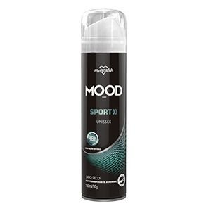 Antitranspirante Unissex Spray Mood Sport My Health 150ml