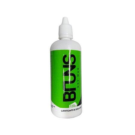 Lubrificante De Cera Dry Wax Bruns 120ml