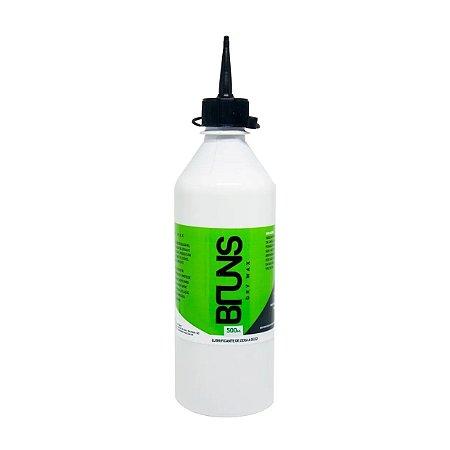 Lubrificante De Cera Dry Wax Bruns 500ml