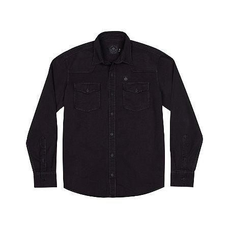 Camisa em sarja Tär