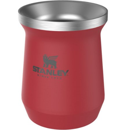 Cuia Térmica Stanley Classic Vermelha Red 230ml