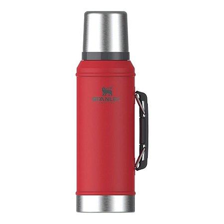 Garrafa Térmica Stanley Classic Vermelha 950ml