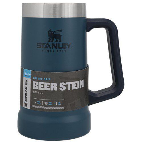 Caneca Térmica Stanley para Cerveja Azul Abyss 709ml