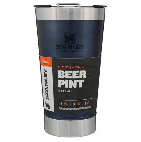 Copo Térmico Stanley para Cerveja Azul Nightfall 473ml