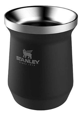Cuia Térmica Stanley Classic Mate Black Preta 230ml