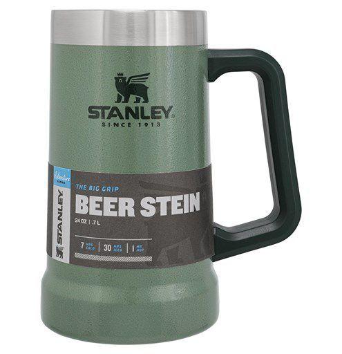 Caneca Térmica Stanley para Cerveja Verde 709ml