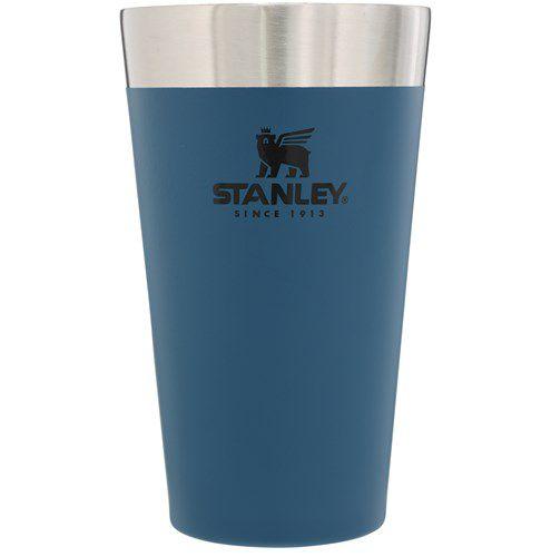 Copo Térmico Stanley para Cerveja Azul Abyss 473ml
