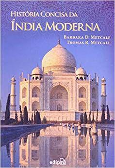 Livro - História Concisa da Índia Moderna