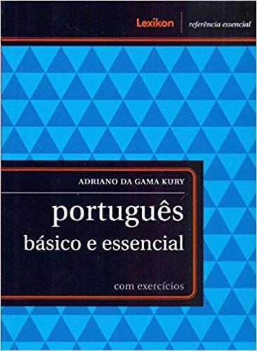 Livro - Português Básico e Essencial com Exercícios