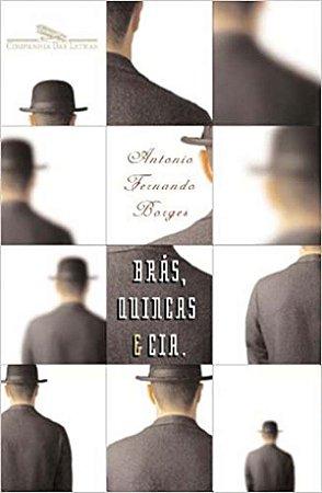 Livro - Braz, Quincas & Cia