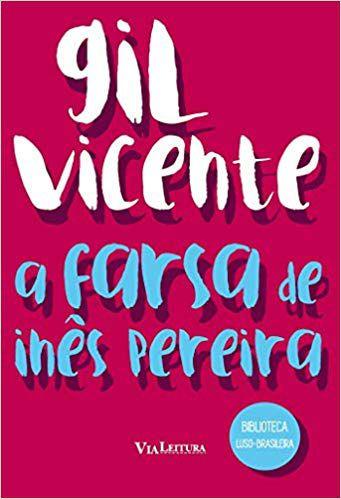 Livro - A Farsa de Inês Pereira