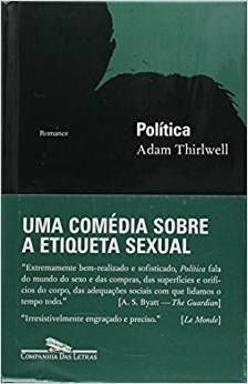 Livro - Política - Romance