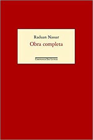 LIV. OBRA COMPLETA - RADUAN NASSAR