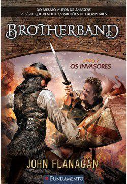 Livro - Brotherband: Livro 02 - Os Invasores