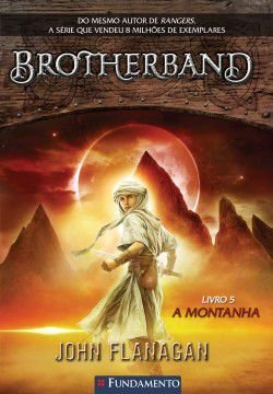 Livro - A Montanha - Brotherband - Vol. 5