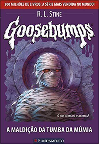 GOOSEBUMPS 17 - A MALDICAO DA TUMBA DA MUMIA