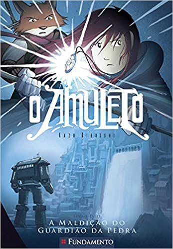 O Amuleto - Vol. 2: A Maldição Do Guardião Da Pedra