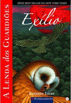 A lenda dos guardiões - Vol. 14 - Exílio