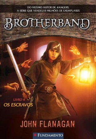 Livro - Brotherband - Os escravos