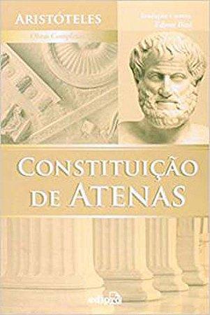 Livro - Constituição de Atenas