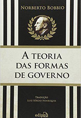 Teoria Das Formas De Governo Na Historia Do Pensamento Politico,A - Edipro