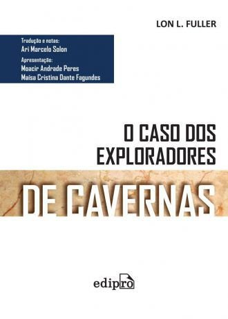 Livro - O Caso dos Exploradores de Cavernas